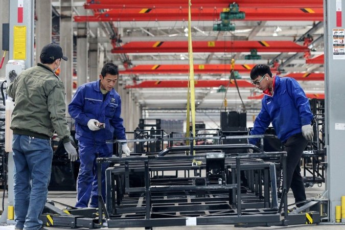 As China's population ages, the world's factory struggles to recruit young migrant workers