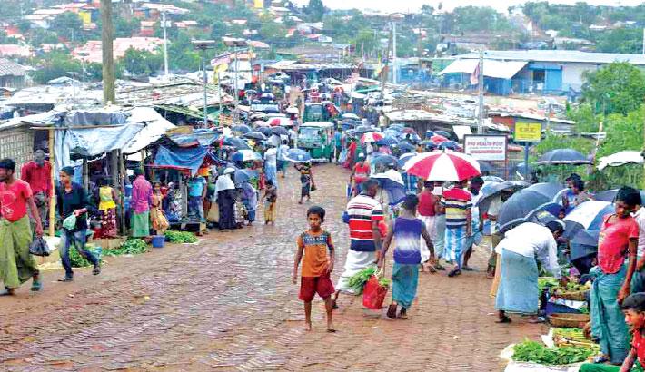 Rohingyas grabbing jobs of local people-567531
