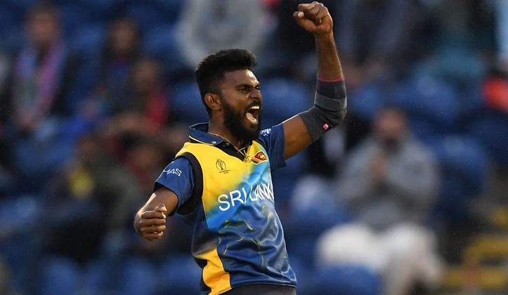 Sri Lanka white-ball player Udana quits after pay row