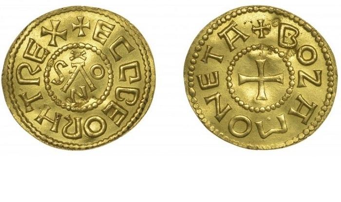Anglo-Saxon coin found in Wiltshire could sell for £200k