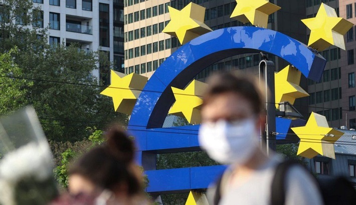 Eurozone out of recession after economy grows 2pc