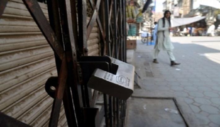 Pakistan locks down Karachi amid new surge