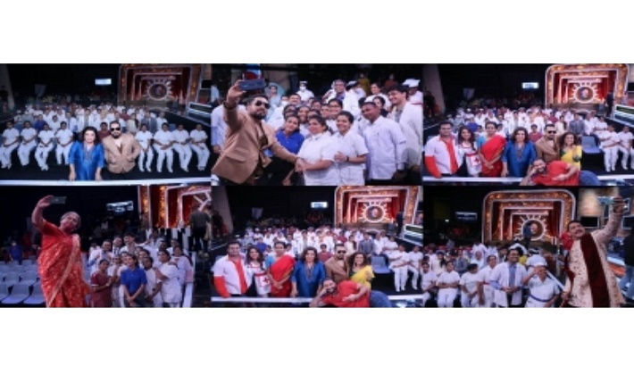 'Zee Comedy Show' gives Covid warriors a reason to smile
