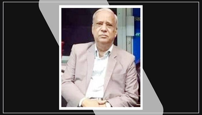 Sports organiser Shamsul Alam dies
