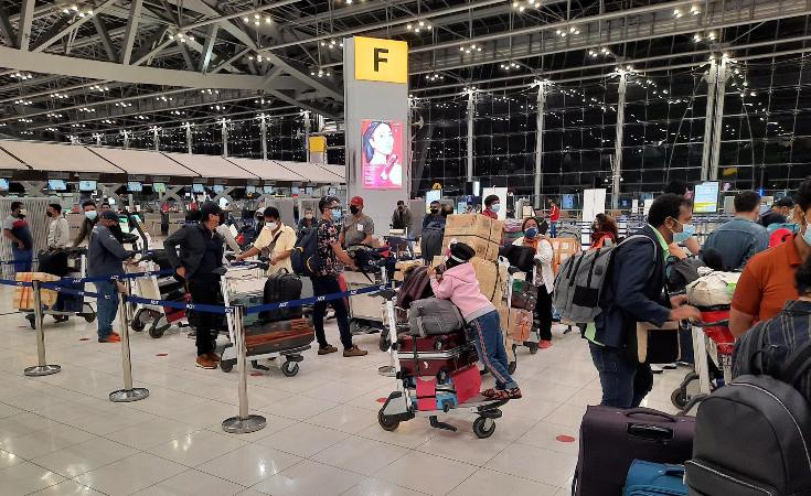 Bangladesh Embassy facilitates special repatriation flight from Bangkok