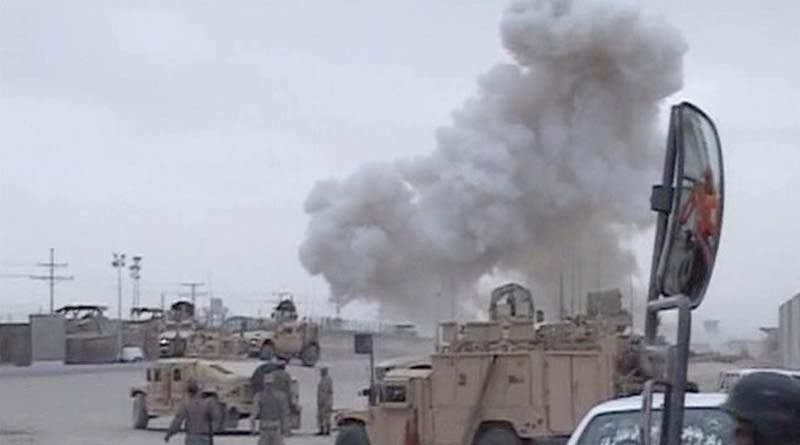 Rockets hit Kandahar airport in southern Afghanistan