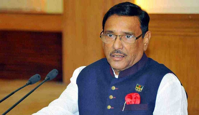 Quader blasts business leaders for breaking their promise