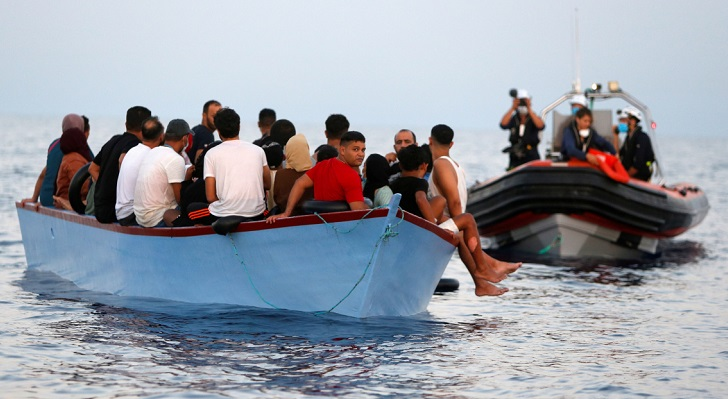 NGO ships rescue over 400 people from Mediterranean