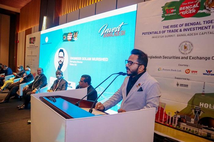 Walton is the showcase of Bangladesh development: Golam Murshed