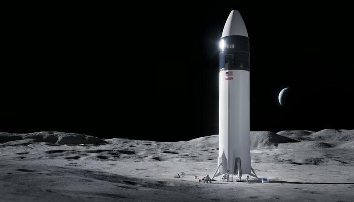 Bezos loses appeal of NASA's plans to use Musk moon lander