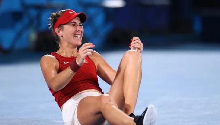 Not Federer, not Wawrinka: Belinda Bencic gets gold for Switzerland in Tokyo