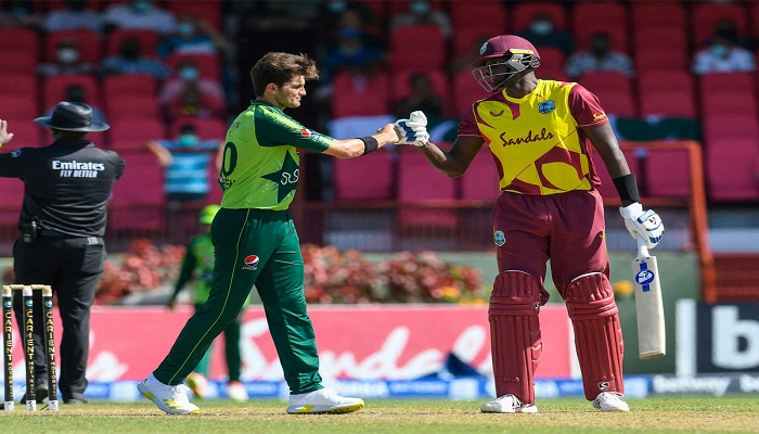 Pakistan defy rampant Pooran to edge West Indies by seven runs