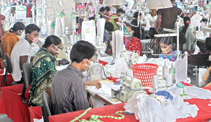 Export-oriented factories reopen