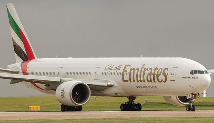 Over 2,500 passengers use Emirates' home check-in service in July