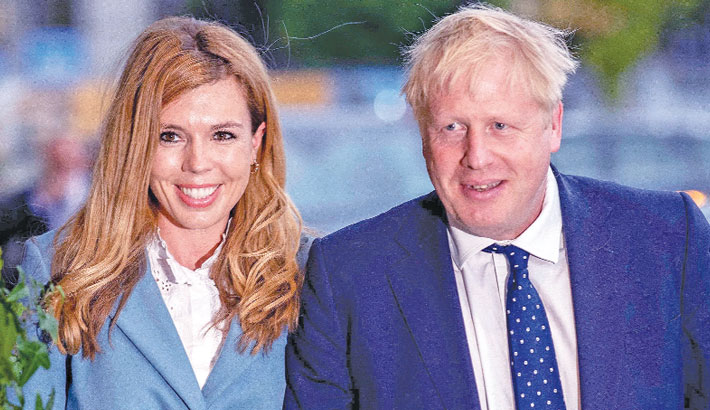 UK PM's wife expecting 2nd child