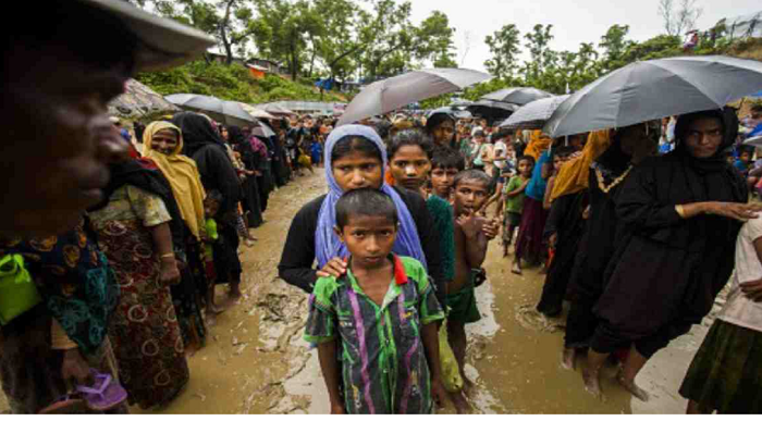 Repatriation is the only solution, not integration: FM about Rohingya crisis