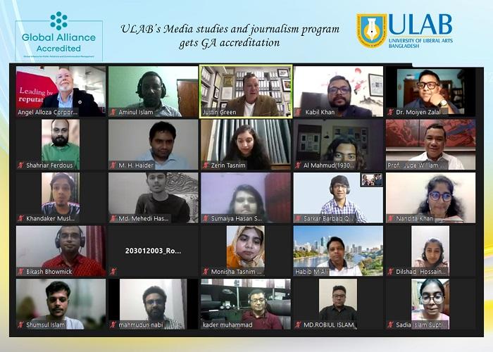 ULAB's Media Studies and Journalism program gets GA accreditation