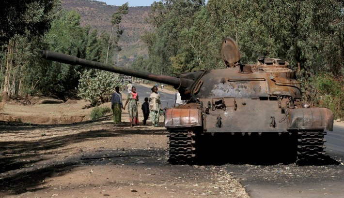 Ethiopia rebels vow to fight until blockade ends