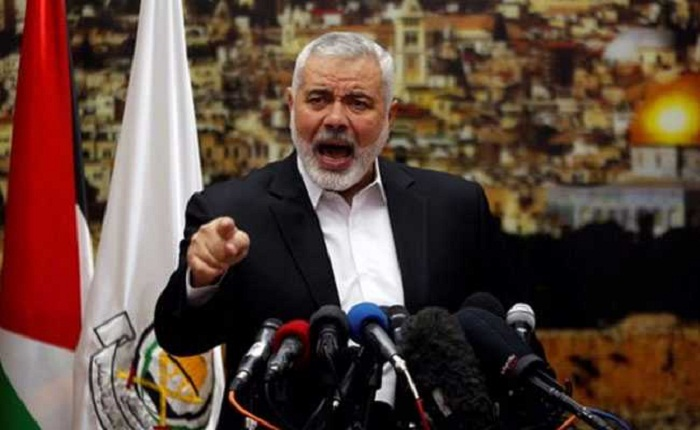 Ismail Haniyeh re-elected as leader of Palestinian Islamist Group Hamas