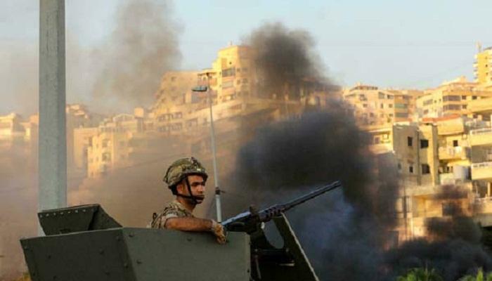Three Hezbollah among 5 dead in Lebanon funeral ambush: security source