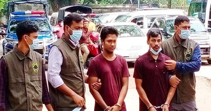 2 'Neo JMB' men held over planting bomb in N'ganj police box