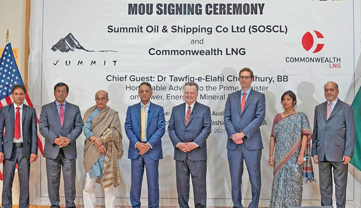 Summit, US firm ink LNG import deal
