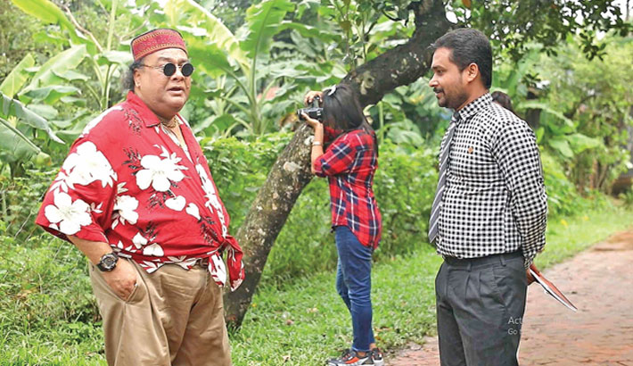 Twin Village, a drama serial, will be aired on Rtv at 10:00pm today. Jointly written by Azad Kalam and Sujit Biswas, the play stars Anisur Rahman Milon, Shamol Mawla, Shashi, Sallha Khanam Nadia, Arfan Ahmed, Rahmat Ali and others.