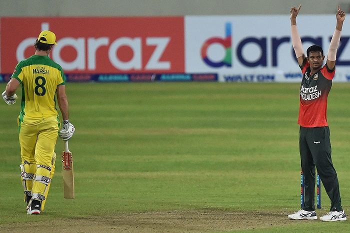 Tigers beat mighty Aussies in T20