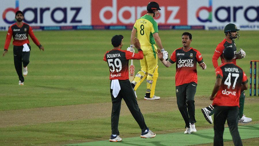 Bangladesh take on Australia in 2nd T20 today