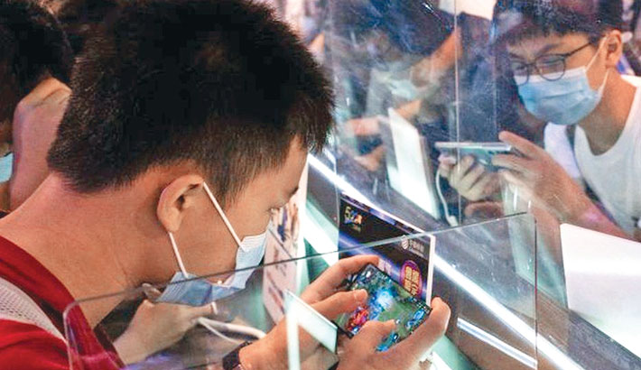 China brands online games as 'electronic drugs'