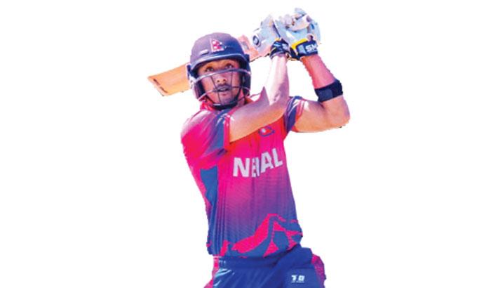 Paras Khadka retires from int'l cricket
