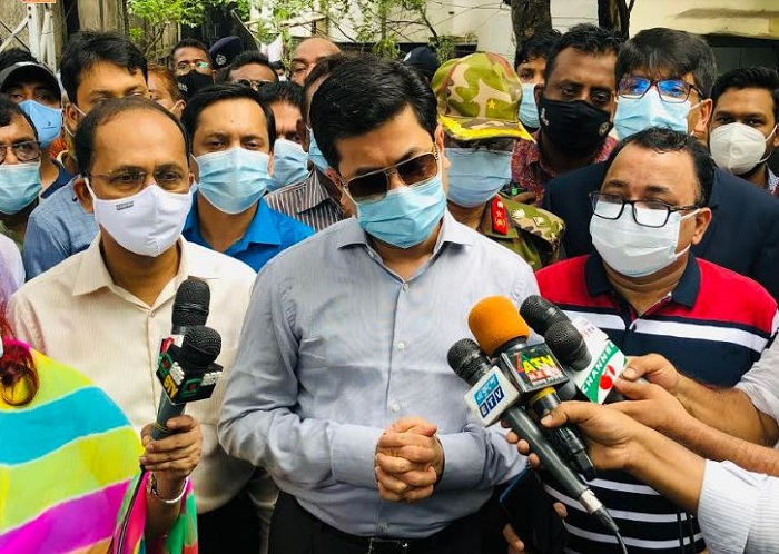 Taposh hopes to bring Aedes menace under control through combing operation