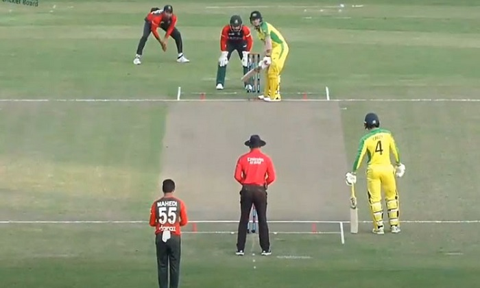 Unchanged Bangladesh bowl first in 2nd T20 against Australia