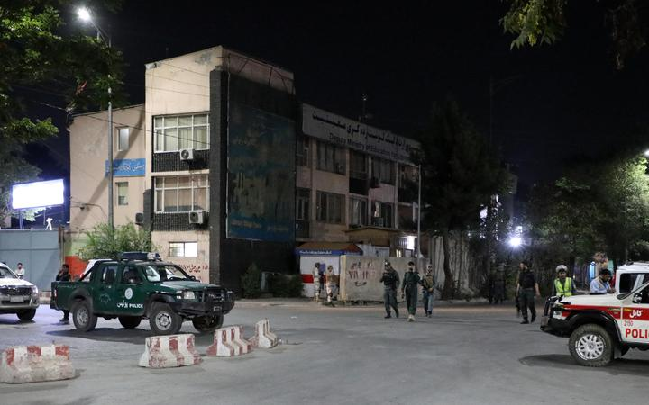 Gunmen attack home of Afghan defence minister in Kabul, 4 killed