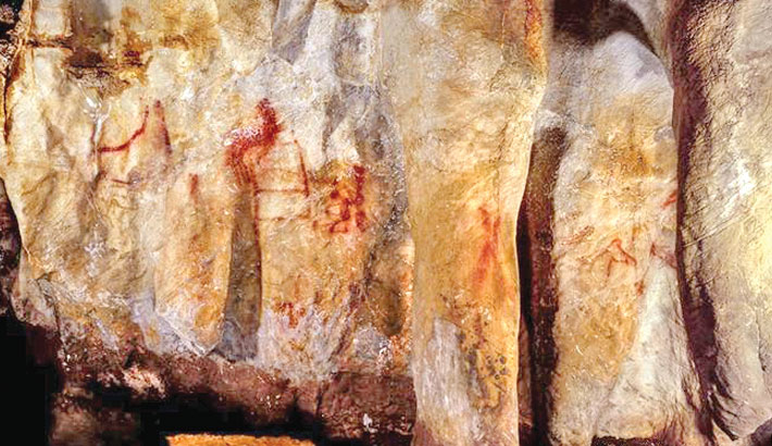Ancient Spanish cave art was made by Neanderthals