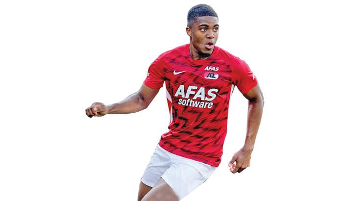 Dutch striker Baodu joins Monaco
