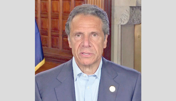 NY governor urged to quit over harassment report