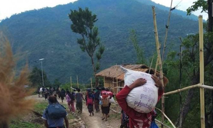 At least 40 bodies found in Myanmar jungle area after army crackdown