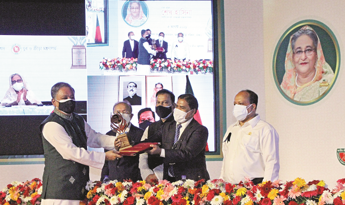 Sheikh Kamal NSC Award is our biggest achievement : Papon