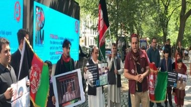Pashtuns organise rally against Pakistan in New York