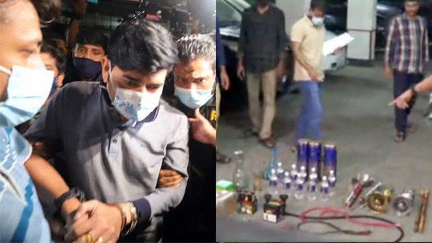 RAB detains Raj Multimedia proprietor Nazrul Islam Raj
