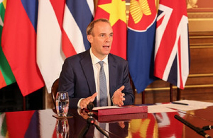 UK becomes Dialogue Partner of the ASEAN
