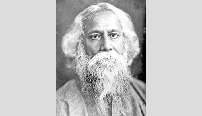 Tagore's death anniv today