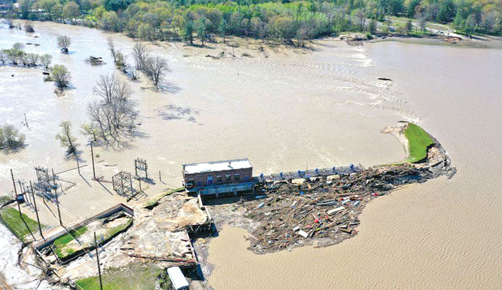 Research shows millions more at risk of flooding