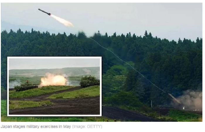 Japan ready to deploy missiles on key island to counter China aggression