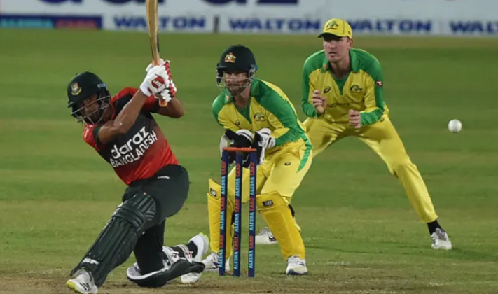 Ellis' debut hat-trick limits Bangladesh to 127