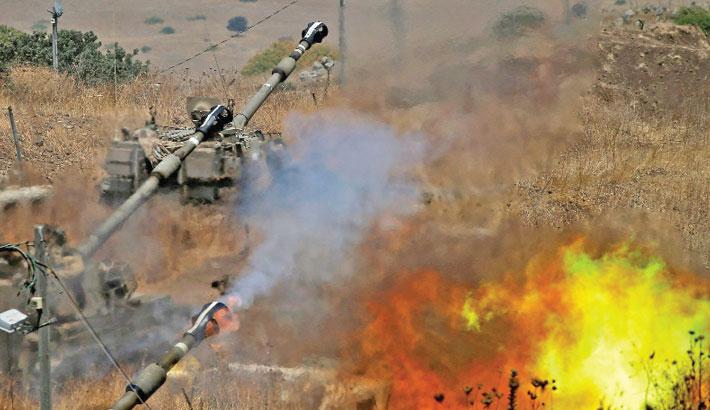 Hezbollah rocket attack on Israel draws retaliation