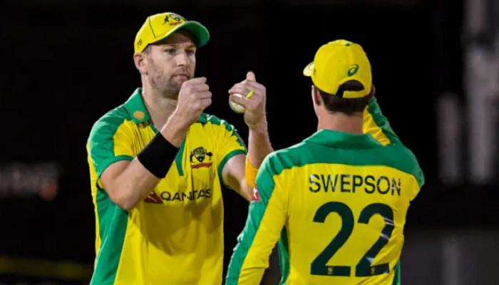Australia finally got the taste of victory