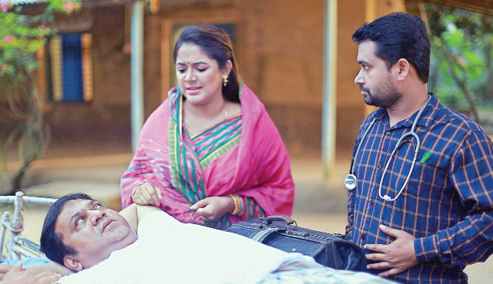 Bajimaat, a drama serial, will be aired on Rtv at 10:00pm today. Written by Pappu Raz and directed by Musafir Roney, the play stars Mir Sabbir, Sallha Khanam Nadia, Dr. Ejaj, Niloy, Moushumi Hamid, Abdulla Rana and others.