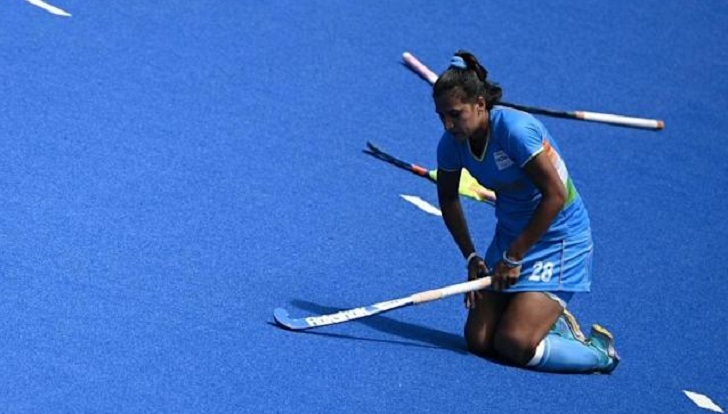 Indian hockey captain hits out at racist abuse